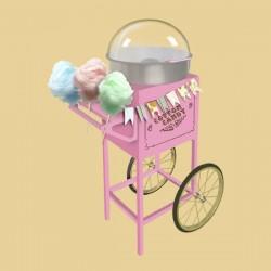 Candyfloss Maskine