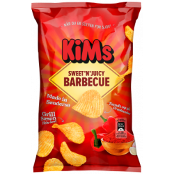 KiMs Barbecue Chips