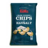 KiMs Slow Cooked Chips Havsalt