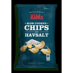 KiMs Slow Cooked Chips Havsalt