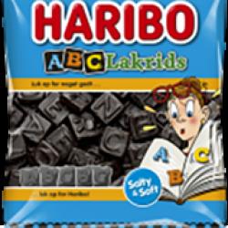 HARIBO ABC-Lakrids-120g