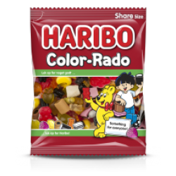 HARIBO Color-Rado-375g