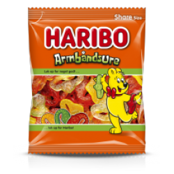 HARIBO Armbåndsure-120g