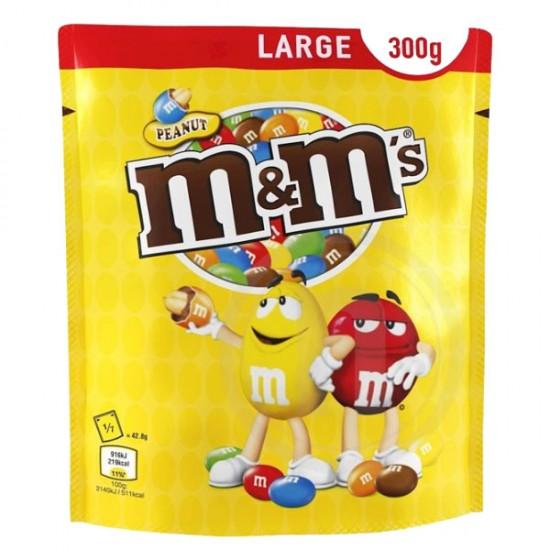 M&M'S peanuts 300 g