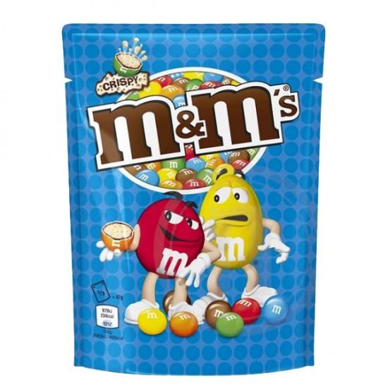 M&M's Crispy 128 g